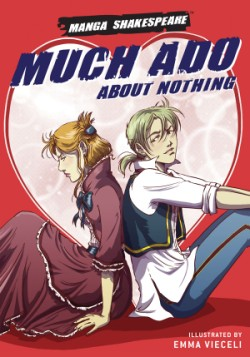 Manga Shakespeare Much Ado About Nothing