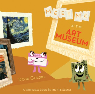 Meet Me at the Art Museum A Whimsical Look Behind the Scenes