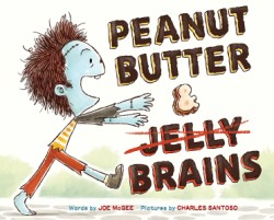Peanut Butter & Brains A Zombie Culinary Tale