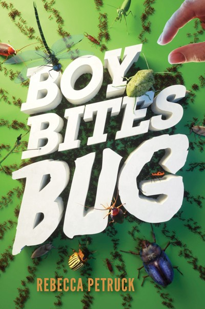 Boy Bites Bug