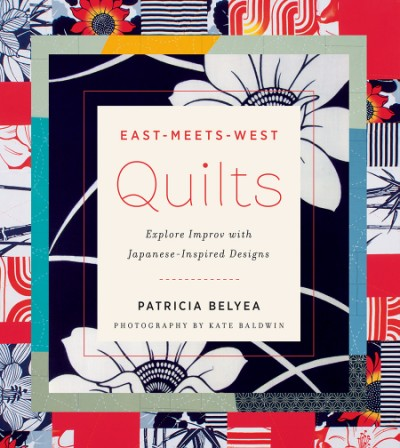 East-Meets-West Quilts Explore Improv with Japanese-Inspired Designs