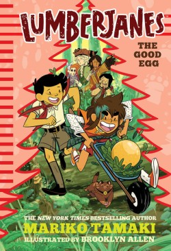 Lumberjanes: The Good Egg (Lumberjanes #3)