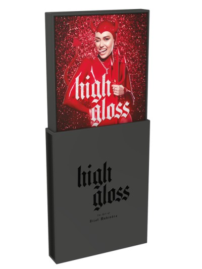 High Gloss: The Art of Vijat Mohindra (Author and Miley Cyrus Signed Edition)