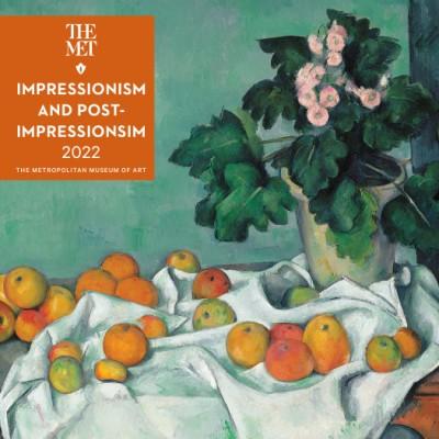 Impressionism and Post-Impressionism 2022 Mini Wall Calendar