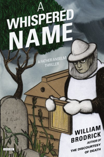 Whispered Name A Father Anselm Thriller