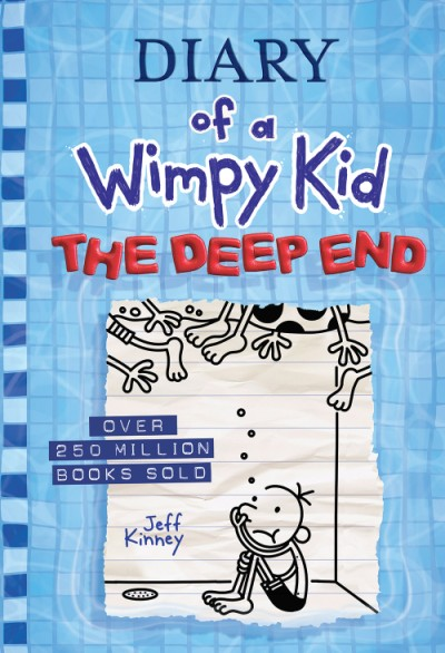 The Deep End Diary Of A Wimpy Kid Book 15 Ebook Abrams