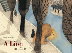 Lion in Paris