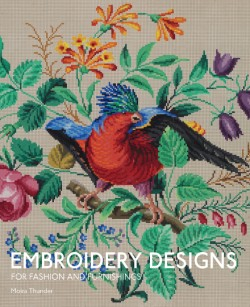 Embroidery Designs for Fashion and Furnishings