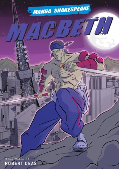 Manga Shakespeare Macbeth