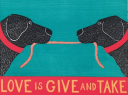 Love Is Give and Take Notefolio