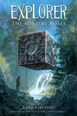 Explorer (The Mystery Boxes #1)