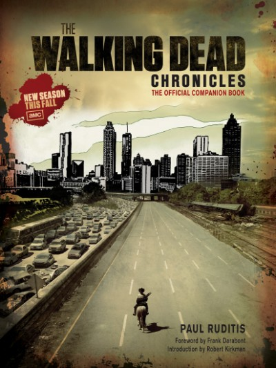 Walking Dead Chronicles The Official Companion Book