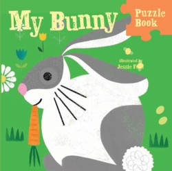 My Bunny Puzzle Book
