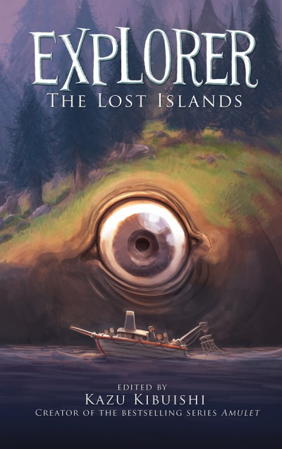 Explorer (The Lost Islands #2)