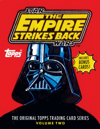Star Wars: The Empire Strikes Back The Original Topps Trading Card Series, Volume Two