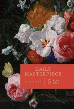 Daily Masterpiece Line-A-Day 5 Year Diary