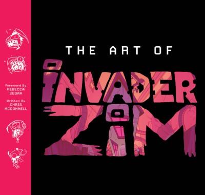 Art of Invader Zim
