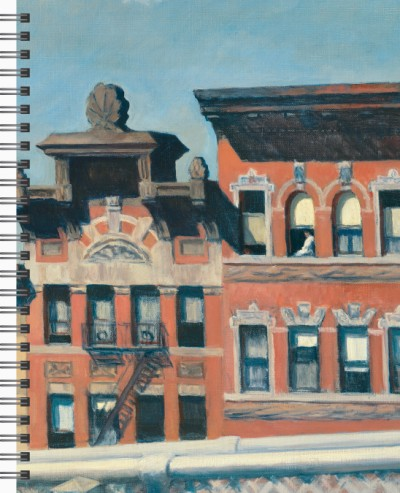 New York in Art 2022 Engagement Book