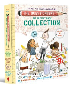 Questioneers Big Project Book Collection