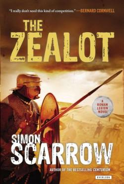 Zealot A Roman Legion Novel