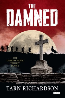 Damned The Darkest Hand Trilogy