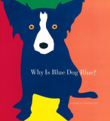 Why Is Blue Dog Blue? A Tale of Colors