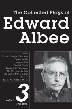 Collected Plays of Edward Albee, Volume 3 1978- 2003