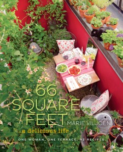 66 Square Feet A Delicious Life
