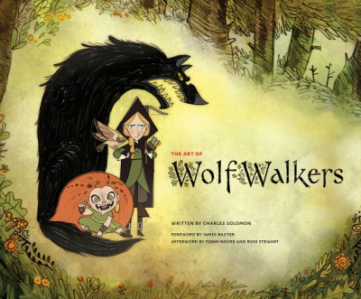 Art of WolfWalkers