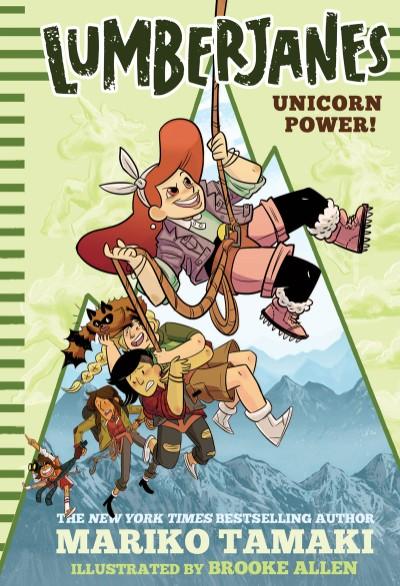 Lumberjanes: Unicorn Power! (Lumberjanes #1)
