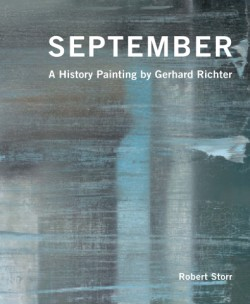 September A History Painting by Gerhard Richter