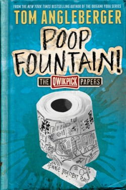 Poop Fountain! The Qwikpick Papers