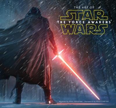 Art of Star Wars: The Force Awakens