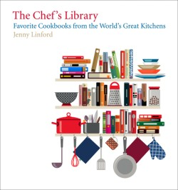 Chef's Library Favorite Cookbooks from the World's Great Kitchens