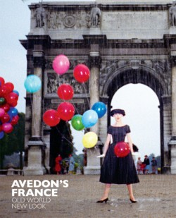 Avedon's France Old World, New Look