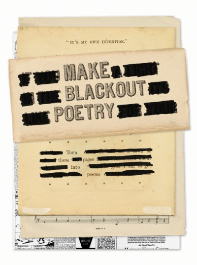 Make Blackout Poetry Turn These Pages into Poems