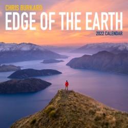 Chris Burkard Edge of the Earth 2022 Wall Calendar