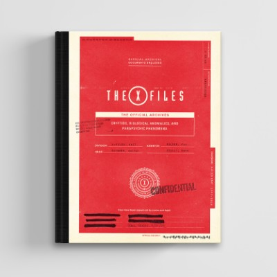 X-Files: The Official Archives Cryptids, Biological Anomalies, and Parapsychic Phenomena