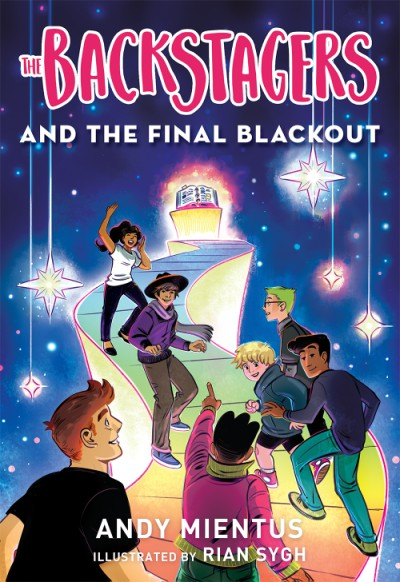 Backstagers and the Final Blackout (Backstagers #3)