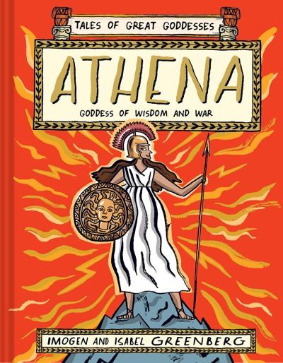Athena Goddess of Wisdom and War