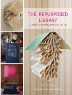 Repurposed Library 33 Craft Projects That Give Old Books New Life