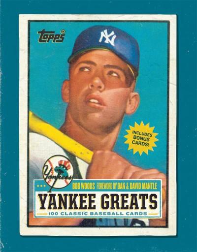 Yankee Greats 100 Classic Baseball Cards