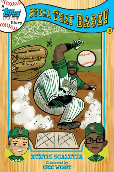Topps League Story Book Two: Steal That Base!