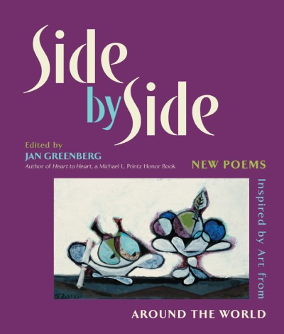 Side by Side New Poems Inspired by Art from Around the World