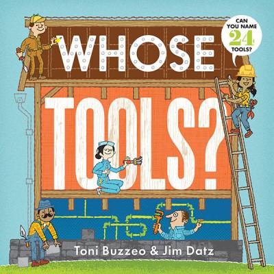 Whose Tools? (A Guess-the-Job Book)