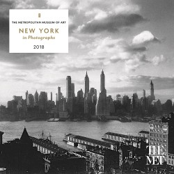 New York in Photographs 2018 Mini Wall Calendar