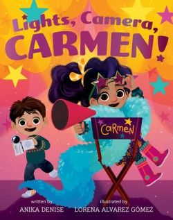 Lights, Camera, Carmen!