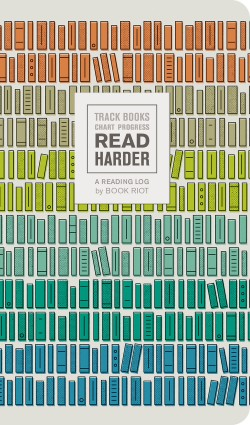 Read Harder (A Reading Log) Track Books, Chart Progress