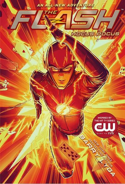 Flash: Hocus Pocus (The Flash Book 1)