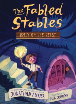 Belly of the Beast (The Fabled Stables Book #3)